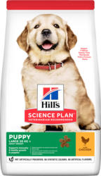 Hill's Chien Science Plan Puppy Large Breed Poulet 2,5kg