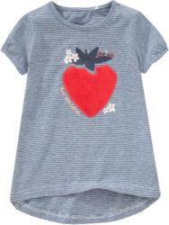 Mädchen T-Shirt mit Erdbeer-Applikation (Nur online)