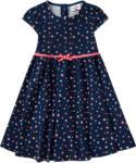 Ernsting's family Mädchen Kleid mit Allover-Print
