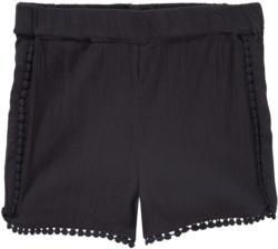 Mädchen Shorts mit Pompon-Bordüre (Nur online)