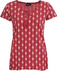 Damen T-Shirt mit Allover-Motiv (Nur online)