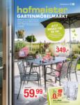 Hofmeister Gartenmöbel Angebote - bis 30.06.2020