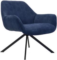 Sessel In Textil Dunkelblau