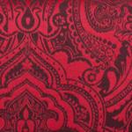 XXXLutz Parndorf Sessel In Textil Rot, Schwarz
