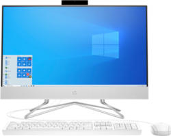 All-in-One PC 24-df0901ng, R3-3250U, 8GB RAM, 256GB SSD, 1TB HDD, 23.8 Zoll, FHD, Snow White (9RK31EA)