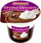 real Ehrmann Grand Dessert versch. Sorten jeder 190-g-Becher - bis 30.05.2020