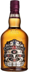 Chivas Regal Scotch Whisky 40 % Vol.,  jede 0,7-l-Flasche