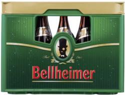 Bellheimer Weizen 20 x 0,5 Liter, jeder Kasten