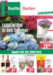BayWa Bau- & Gartenmärkte Wochenangebote - bis 30.05.2020