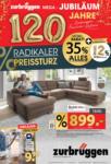 Zurbrüggen Mega-Jubiläum - bis 20.06.2020