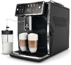 Kaffeevollautomat Xelsis SM7580/00 Piano Black