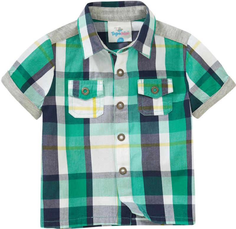 Baby Hemd im Karo-Look (Nur online)