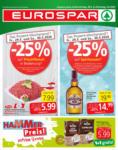 EUROSPAR EUROSPAR Flugblatt Vorarlberg - bis 09.06.2020
