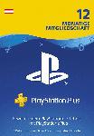 Saturn PlayStation Plus Mitgliedschaft 12 Monate - PS4 Download Code - österreichisches Konto