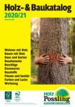 Holz Possling Holz- & Baukatalog - bis 16.08.2020