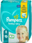 dm Pampers baby-dry Windeln Gr. 8 (17+ kg)