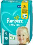 dm Pampers baby-dry Windeln Gr. 8 (17+ kg)