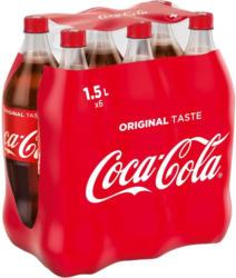 Coca-Cola Classic 6 x 1.5 Liter -