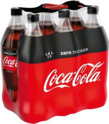 Coca-Cola Zero 6x1,5L -