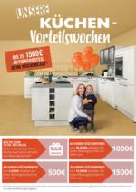 Unsere Küchen-Vorteilswochen