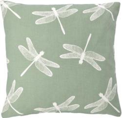 Kissen mit Libellen-Allover