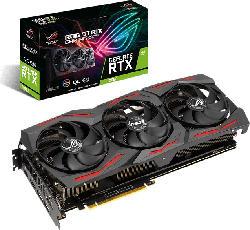 Grafikkarte ROG Strix GeForce RTX 2060 OC Evo 6GB (90YV0D20-M0NA00)