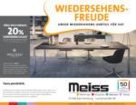 Möbel Meiss Wiedersehensfreude - bis 21.06.2020