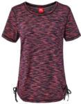 NKD Damen-T-Shirt mit Kordeln zum Raffen - bis 06.06.2020