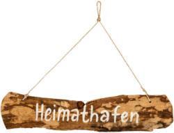 Deko-Hänger aus Treibholz