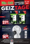 MÄC GEIZ Geiztage - bis 06.06.2020