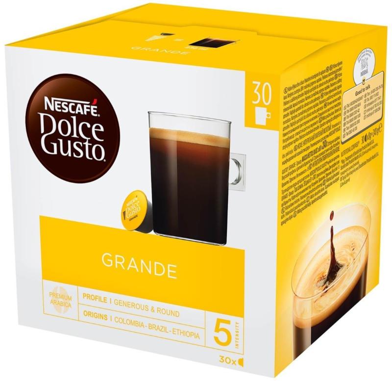 Nescafé Dolce Gusto Grande 30 capsules -