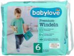 dm babylove Premium-Windeln Gr. 6 xxl (16-30 kg)