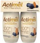 real Danone Actimel Drink oder  100 % Pflanzlich versch. Sorten, jede 8 x 100/4 x 100 g = 800/400-g-Packung - bis 06.06.2020