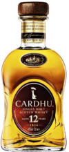 Cardhu Single Malt Scotch Whisky 40 % Vol., jede 0,7-l-Flasche