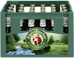 Alpirsbacher Pils oder Spezial 24 x 0,33 Liter jeder Kasten