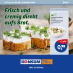 Konsum Dresden Wöchentliche Angebote - bis 06.06.2020