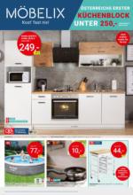 Österreichs erster Küchenblock unter € 250,-