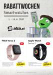 Alza.at Rabattwochen - Smartwatches - bis 14.06.2020