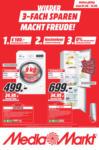 Media Markt Wieder 3-fach sparen macht Freude! - bis 10.06.2020