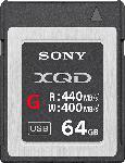 Saturn Speicherkarte G-Series R440/W400 XQD Card 64GB (QD-G64E)
