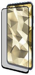 Displayschutzglas für Huawei P20 Lite 2019, transparent/schwarz (IPG-5037-2.5D)