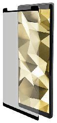 Displayschutzglas für Samsung Galaxy Note 9, transparent/schwarz (IPG-5055-3D)