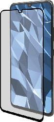 Displayschutzglas für Samsung Galaxy A90, transparent/schwarz (IPG-5068-2.5D)