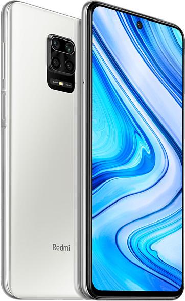 Redmi Note 9 Pro 64GB, Clacier White