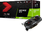 Saturn Grafikkarte GeForce® GTX 1660 Ti XLR8 Gaming Overclocked Champions Edition, 6GB (VCG1660T6DFXE-OC-PB)