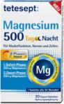 dm tetesept Magnesium 500 Tag & Nacht