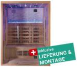 Möbelix Infrarotkabine Malmö inkl. Lieferung & Montage