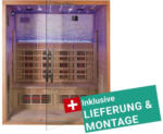 Möbelix Infrarotkabine Bergen inkl. Lieferung & Montage