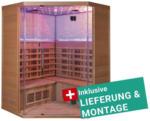 Möbelix Infrarotkabine Oslo inkl. Lieferung & Montage