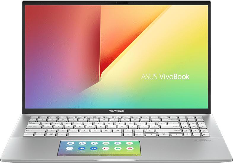 ASUS VivoBook S15 (S532FA-BN137T), Notebook mit 15.6 Zoll Display, Core™ i7 Prozessor, 8 GB RAM, 512 GB SSD, Intel® UHD Grafik, Transparent Silver